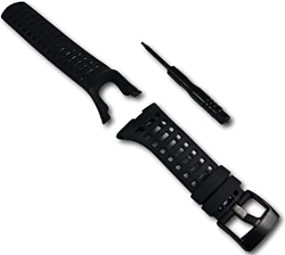 Octane Bands Replacement Strap for Suunto Ambit 1 2 2R 2S - Premium Waterproof Watch Band 24mm - Screwdriver Included