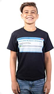 Cooper and Kid Character Development Installer Youth T-Shirt