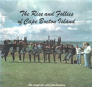 Original Cast: The Rise And Follies of Cape Breton Island LP VG++ Canada