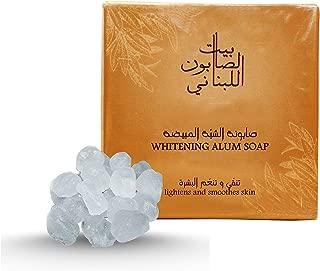 Bayt Al Saboun Al Loubnani Alum Honey Soap - 120 Gm