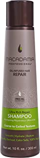 Macadamia Professional Hair Care Sulfate & Paraben Free Natural Organic Cruelty-Free Vegan Hair Products Ultra Rich Hair Repair Shampoo, 10oz