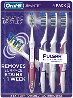 Best oral b toothbrush vibrate Reviews