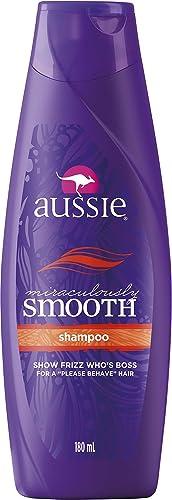 Shampoo Aussie Miraculously Smooth, 180 ml
