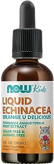 Now Foods Kids Liquid Echinacea With Dropper 2 Fl Oz.