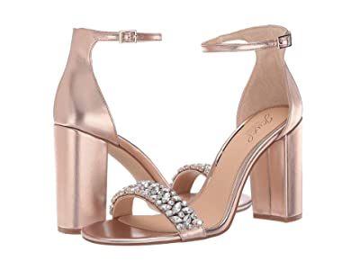 Jewel Badgley Mischka Baldwin (Rose Gold) Women