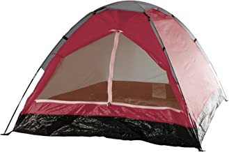 2-Person Dome Tent- Rain Fly & Carry Bag- Easy Set...