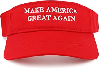 make america great visor