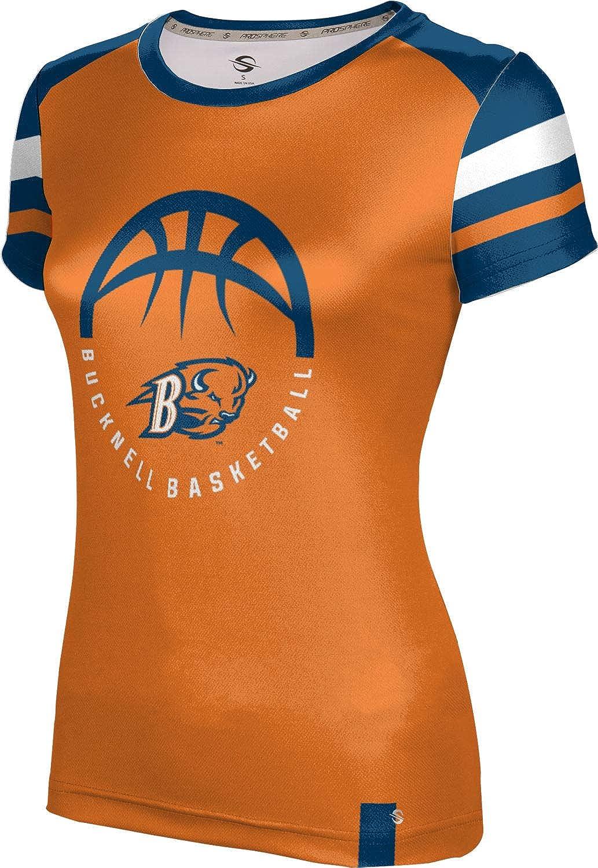 ProSphere Bucknell University Basketball Girls' Performance T-Shirt (Old School)
