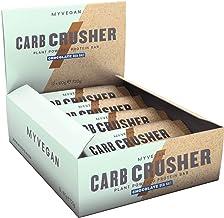 MyVegan Vegan CARB Crusher Protein Bars Box of 12 x 60g Chocolate Sea Salt Estimated Price : £ 19,99