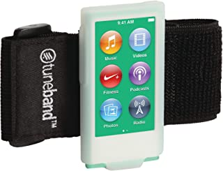 TuneBand for iPod Nano 7th Generation / 8th Generation (Model A1446, 16 GB), Premium Sports Armband with Two Straps and Tw...
