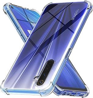 "Bumper Shell Soft TPU Silicone Clear Transparent Cover Shockproof For Realme 6 / Realme 6S / Realme Narzo [6.5"" 2020]"