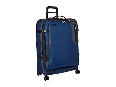 Briggs & Riley BRX Explore Large Expandable Spinner (Blue) Luggage