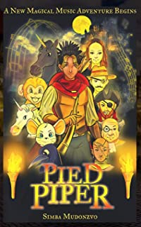 Pied Piper: The New Adventures Of Pied Piper Of Hamelin
