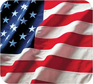 Handstands 1 Smooth Mouse Pad, US Flag (13608)