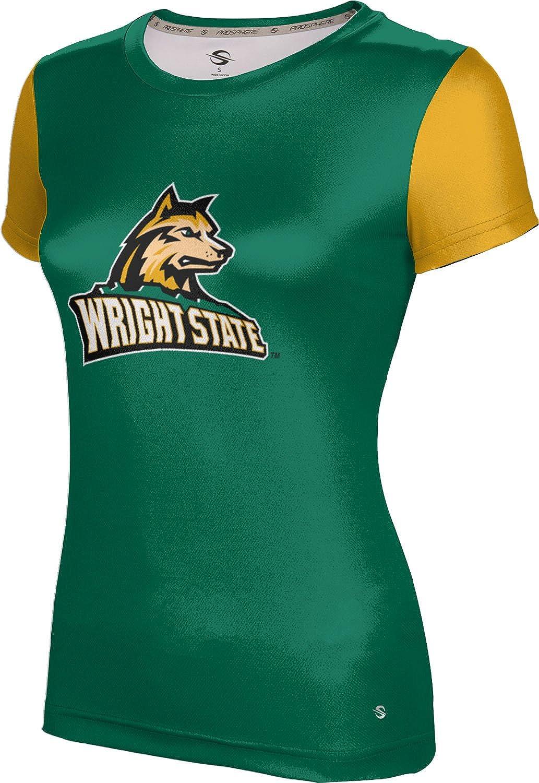 ProSphere Wright State University Girls' Performance T-Shirt (Crisscross)