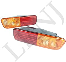 Land Rover Discovery 2 1999-2002 Rear Bumper Light Set Part: XFB101490 + XFB101480