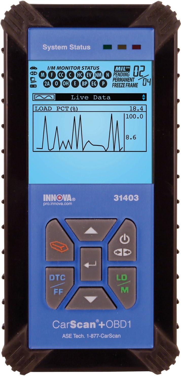 Innova 31403 CarScan OBD2 + OBD1 Scan Tool