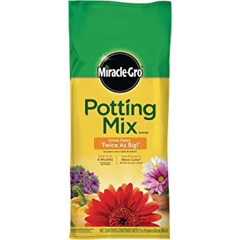 Miracle-Gro Potting Mix, 2 cu. ft.