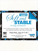 Annie Soft Project Pack Stable, White