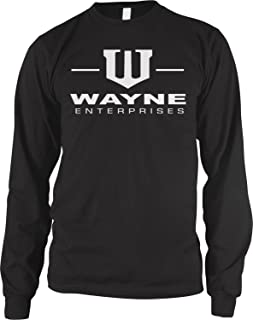 Men's Wayne Enterprises Long Sleeve Shirt