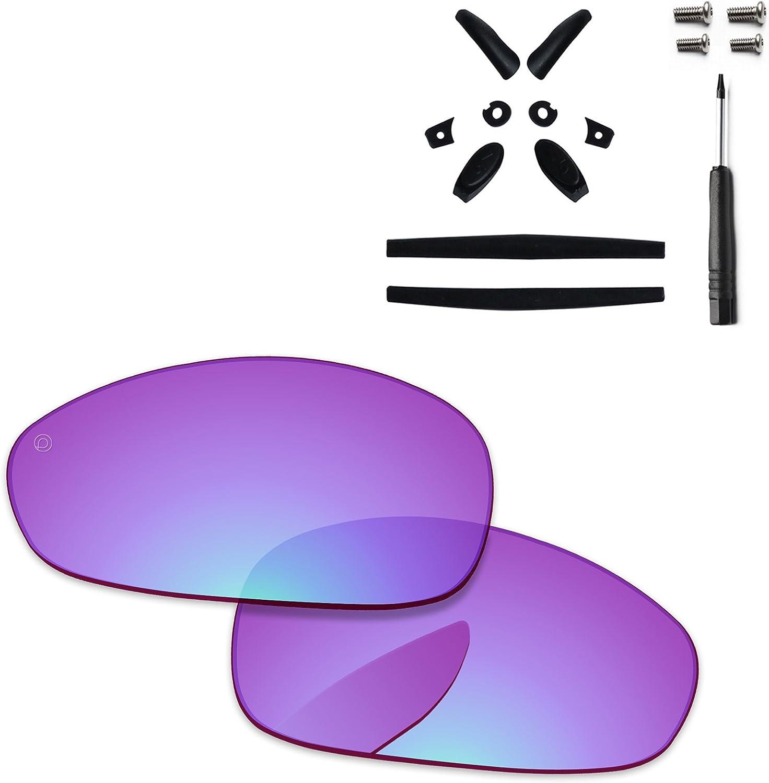 PapaViva Lenses 開店祝い Replacement Rubber for Juliet Kits 在庫あり Oakley