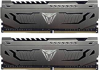 Patriot Viper Steel DDR4 16 GB (2 x 8 GB) 4000 MHz Kit de memória de desempenho - PVS416G400C9K