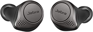 Jabra Elite 75t Earbuds – True Wireless Earbuds with Charging Case, Titanium Black – Active Noise Cancelling Bluetooth Ear...