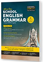 All In One School English Grammar Textbook For 2021 | For All Hindi Medium School Students And Defense Exams