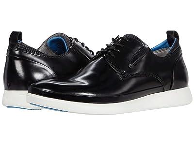 Kenneth Cole New York Rocketpod Mesh Sneaker Plain Toe (Black) Men