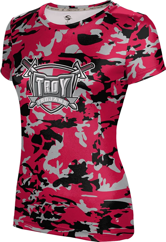 ProSphere Troy University Girls' Performance T-Shirt (Camo)