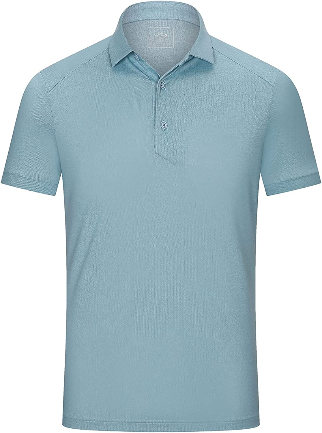 Fixed price for sale All stores are sold EAGEGOF Slim Fit Men's Performance Golf Tech Shirt Stretch Polo