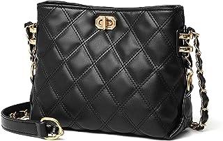 Small Crossbody Bags for Women Purses Fashion Leather Lightweight Handbags Shoulder Bag