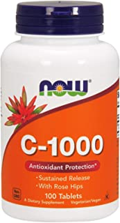 Now Food C-1000, 100 Tablets