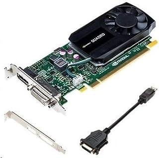 """Nvidia Quadro K620 - グラフィックスカード - Quadro K620 - 2 Gb Ddr3 - Pcie 2.0 X16 ロープロファイル - Dvi Displayport """"製品タイプ: コンピューターコンポーネント..."""