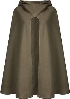 Best hooded split front woolen cape Reviews