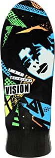 Vision Original MG Skate DECK-10x30 BLK/Blue