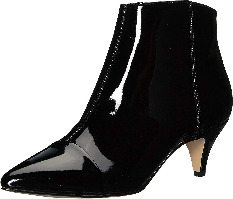 Sam Edelman Woherren Kinzey 2 Fashion Stiefel, schwarz Patent, 5.5 M US  | Online Shop