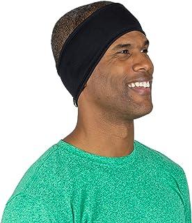 TrailHeads Tempo Running Headband | Under Helmet Ear Protection | Moisture Wicking Headband