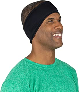 TrailHeads Tempo Running Headband | Under Helmet Ear Protection | Moisture Wicking Headband
