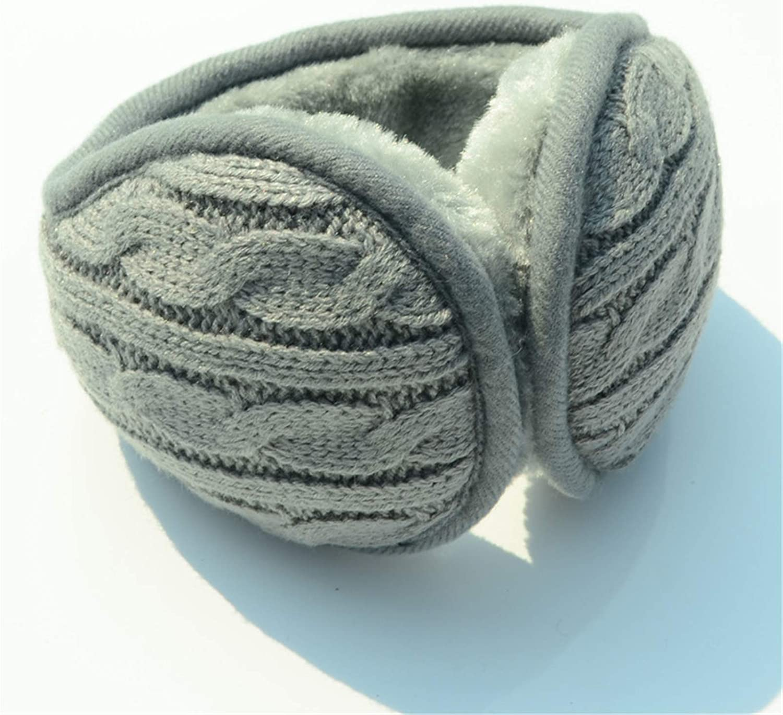 BAIZAN Anti-Cold Plush Couple Antifreeze Earmuffs famous Outlet SALE Twist Diagram