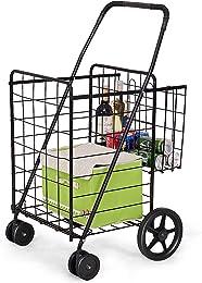 Best shopping carts for elderly