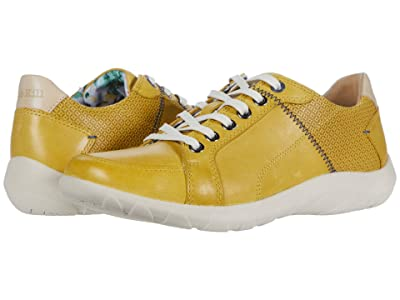 Cobb Hill Amaile Lace (Yellow) Women