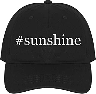 The Town Butler #Sunshine - A Nice Comfortable Adjustable Hashtag Dad Hat Cap