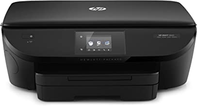 $99 » HP Envy 5642 Wireless All in One Photo Printer with Mobile Printing, Instant Ink ready (B9S61A) (Renewed)