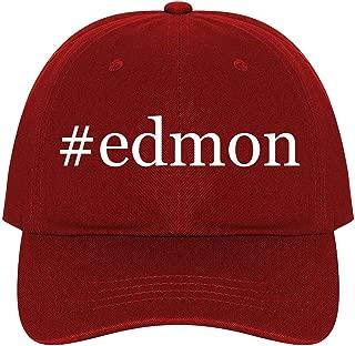 The Town Butler #Edmon - A Nice Comfortable Adjustable Hashtag Dad Hat Cap