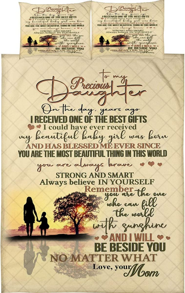 depot Gift for Daughter Quilt - Girl Bedding Sunset Bel Soldering Set at