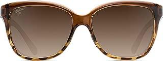 Maui Jim Sunglasses | Starfish 744 | Fashion Frame, Polarized Lenses, with Patented PolarizedPlus2 Lens Technology