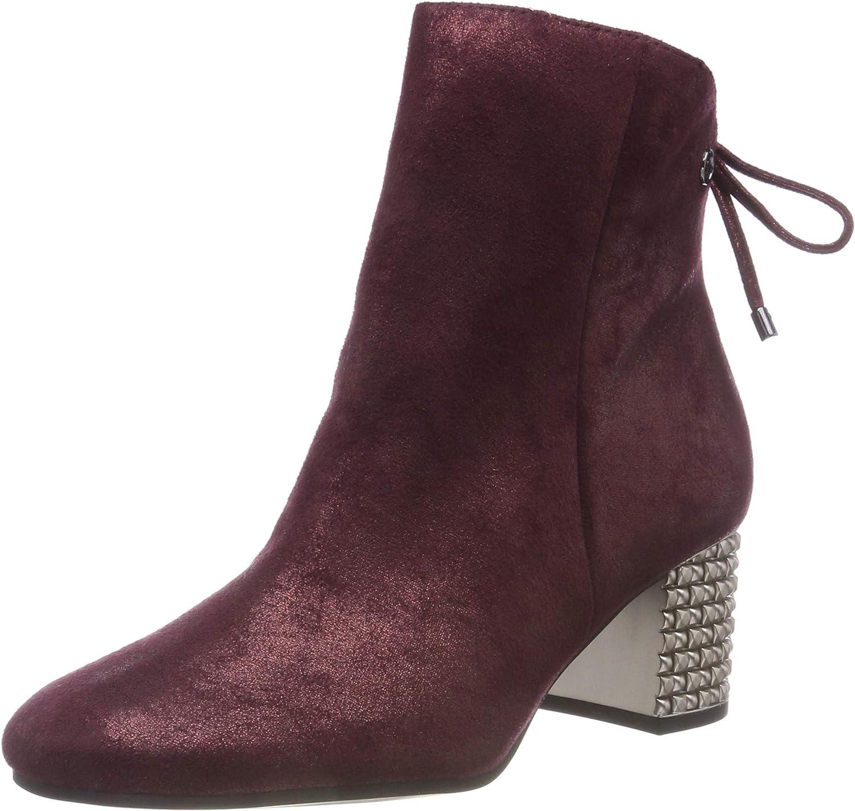 Tamaris Womens Ankle Boot 25318 Merlot