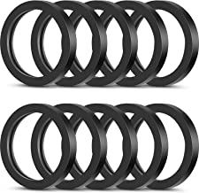 10 Pieces Frienda Rubber Ring Can Gaskets Gas Can Spout Gaskets Fuel Washer Seals Spout Gasket Sealing Rings Replacement Gas Gaskets Compatible with Most Gas Can Spout