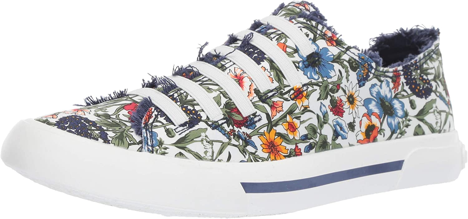 Rocket Dog Womens Jokes Garden Life Sneaker